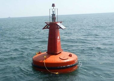 Audible Aids Safe Water Buoy , Dangerous Shoal Floating Marker Buoys