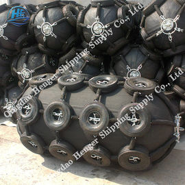 Tire Cord 80kPa Pneumatic Inflatable Rubber Fender
