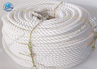 Low Water Absorption Marine Mooring Rope UHMWPE Braided Mooring Rope 60MM