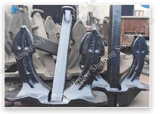 High Holding Power Marine Boat Anchors Stockless Marine Anchor With BV Certificate